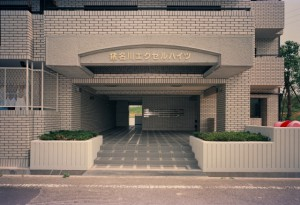 B023-057猪名川エクセルハイツ ポーチ